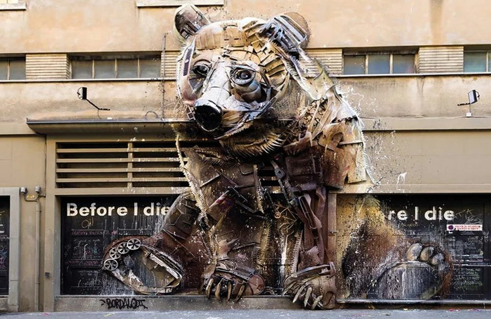 Bordalo-II-Big-Trash-Animal-Orso-Torino