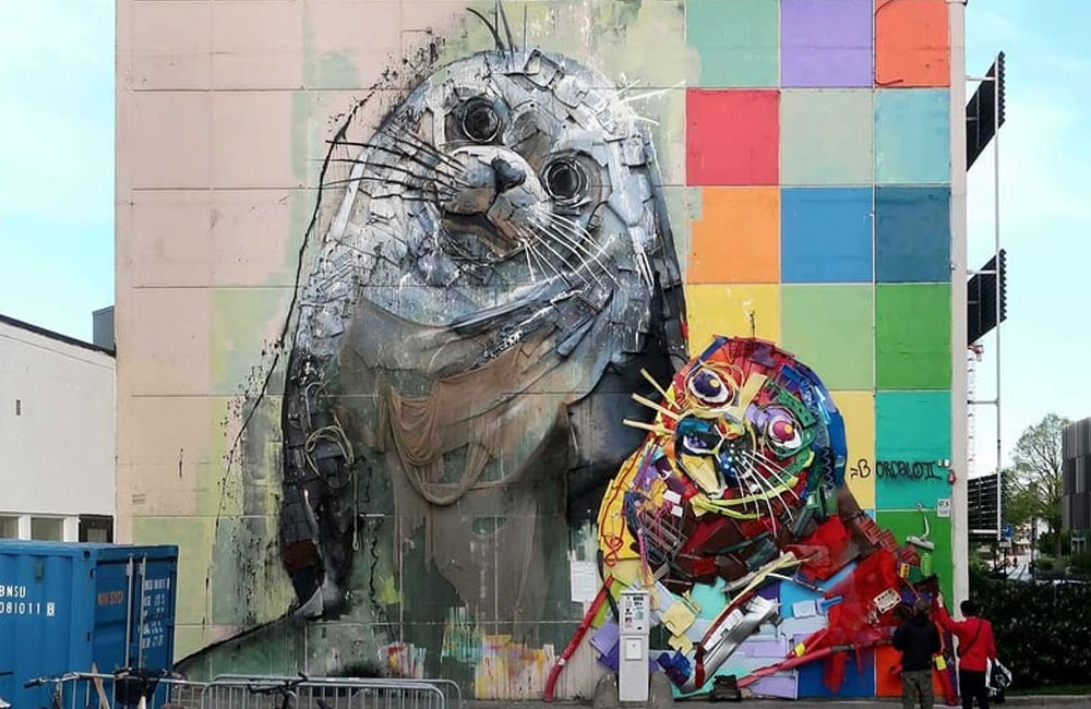Bordalo-II-Half-Half-Animals-Foca