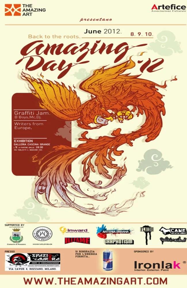 Amazing-Day-2012-Locandina