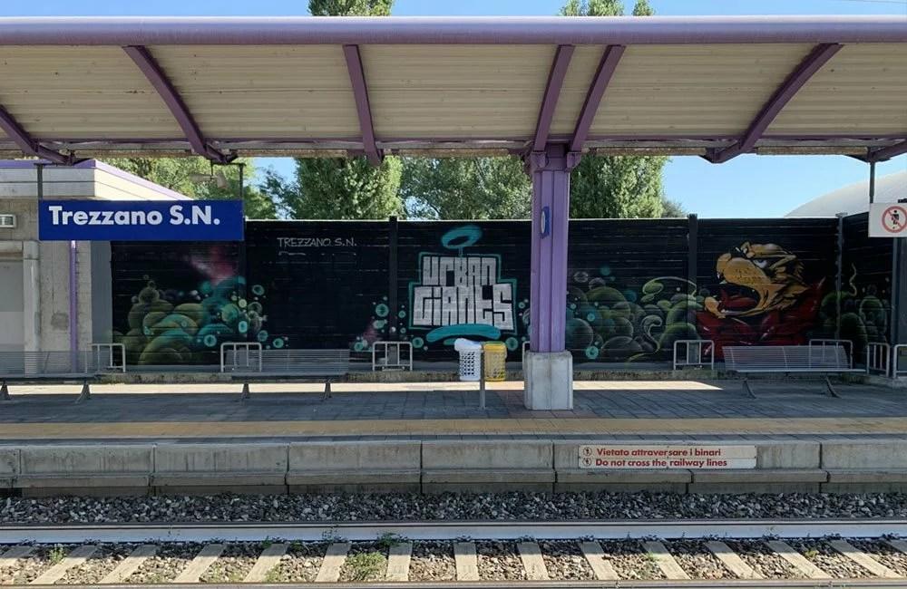 Street-art-alla-stazione-dei-treni-di-Trezzano-Sul-Naviglio---Urban-Giants