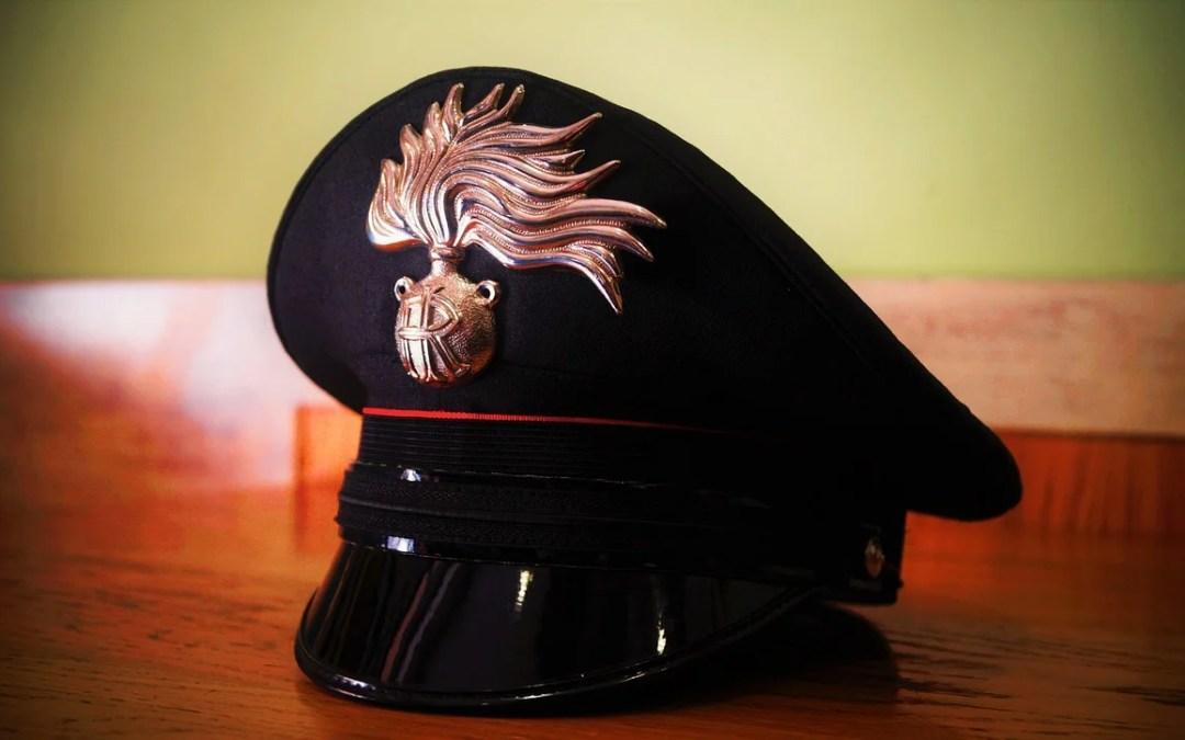 carabinieri lavori di riqualificazione