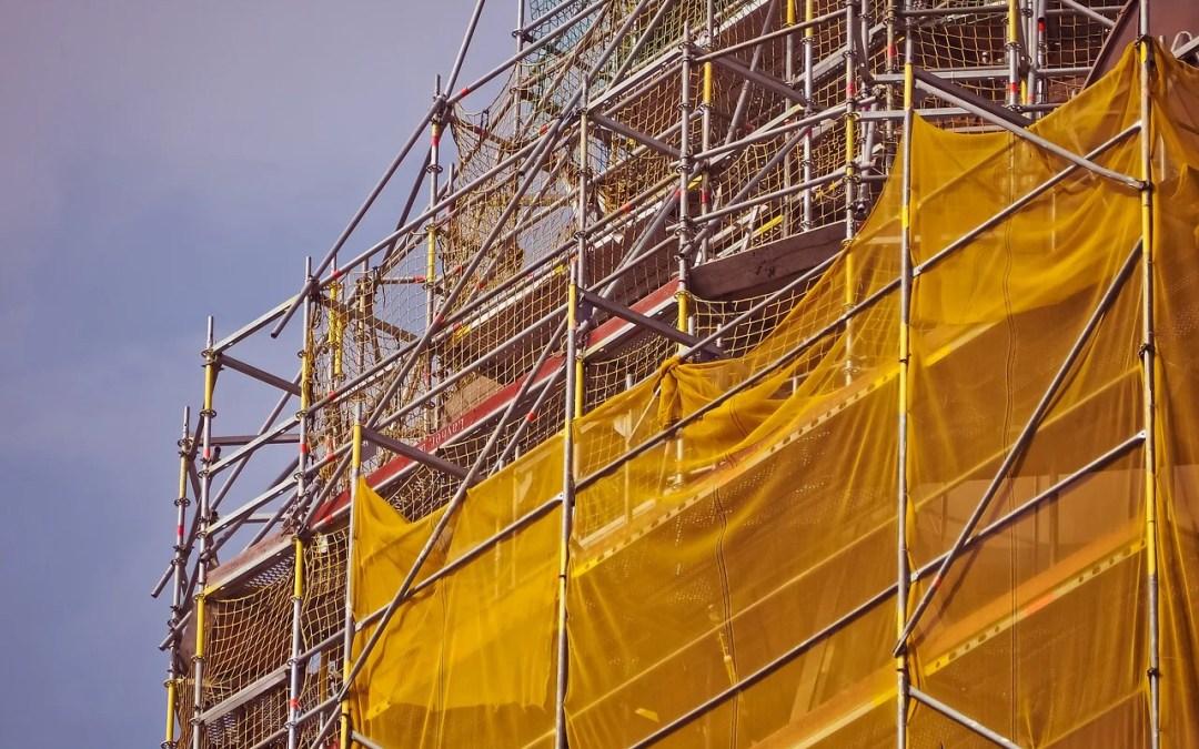 Intervento di ristrutturazione della Chiesa del S.S. Rosario