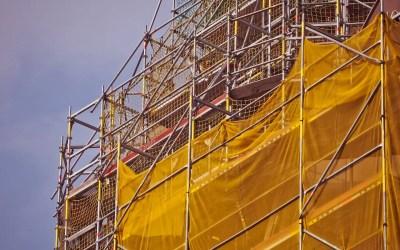 Lavori di manutenzione straordinaria per il risanamento strutturale