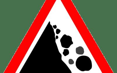 Lavori di intervento urgente sulle frane – Sicilia
