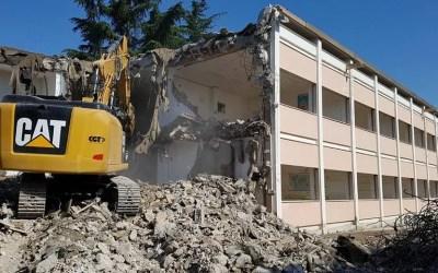 Ampliamento e demolizione della scuola secondaria – Veneto