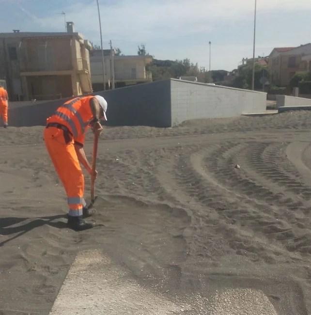 Servizio di pulizia coste e spiagge – Puglia