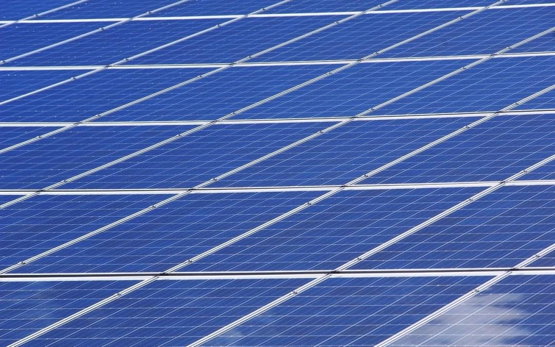 Lavori di installazione impianto fotovoltaico