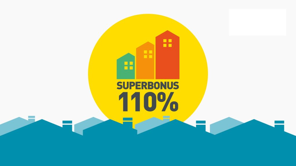 Superbonus 110% per ristrutturazione