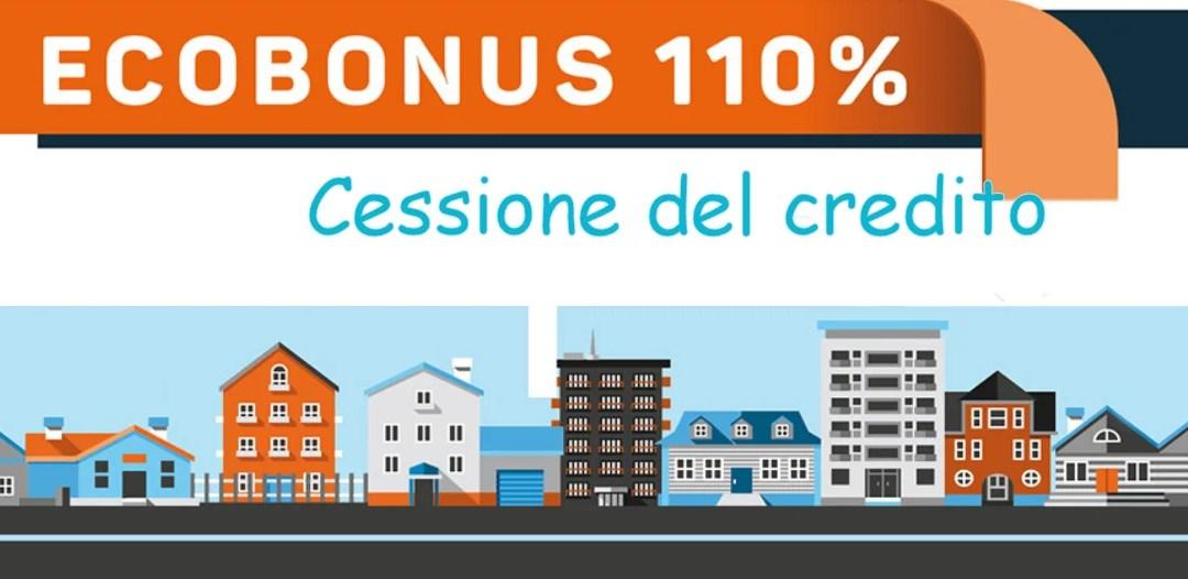 uperbonus 110%, come anticipare i lavori prima della cessione del credito