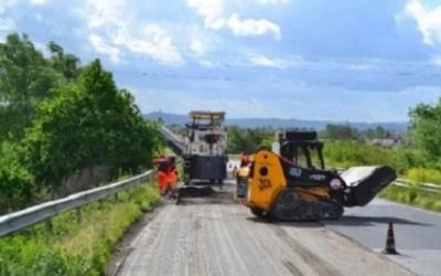 lavori di sistemazione strade