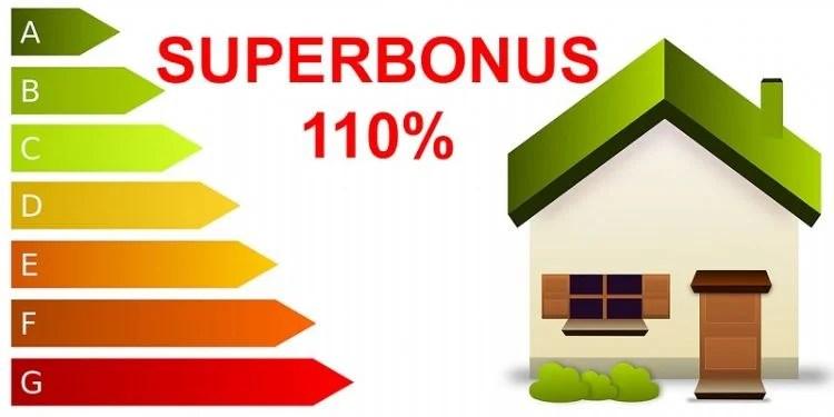 l'edificio ha diritto al superbonus 110%