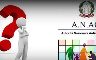 Anac: linee guida