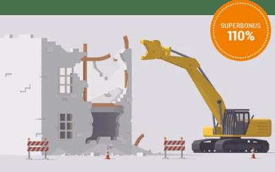 Sismabonus e Asseverazione tecnica: demolizione e ricostruzione con ampliamento