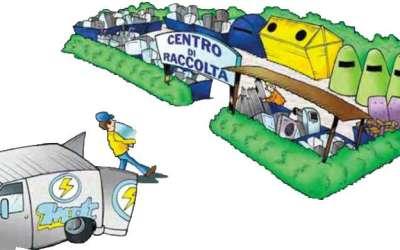 Realizzazione del centro comunale di raccolta dei rifiuti – Puglia