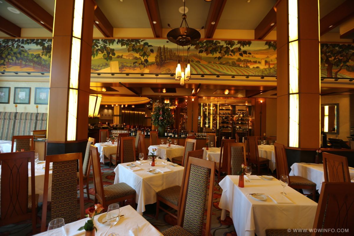 Disney World Dining Menus