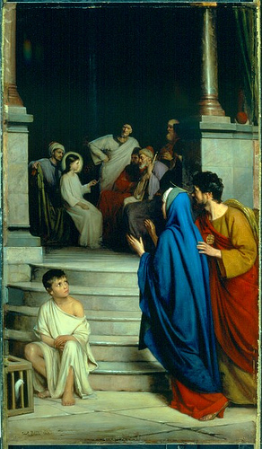 The Seven Sorrows of the Blessed Virgin Mary - Prayers Mp3