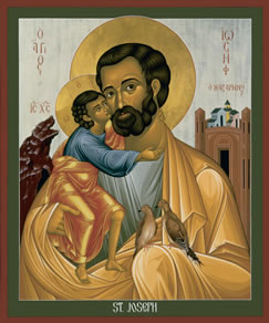 St. Joseph, devotions and prayers, texts and mp3 downloads 3