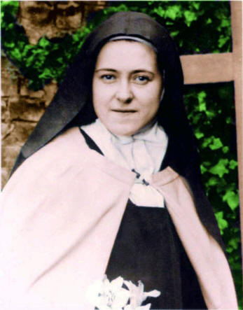 St  Therese Novena - text and mp3 download