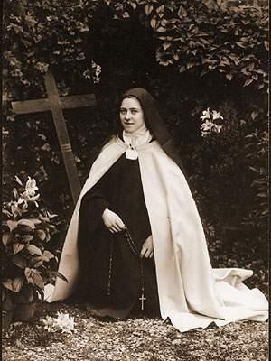 St. Therese von Lisieux Novene Geschichten