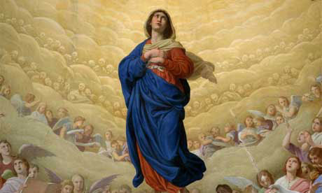 novena in honor of the assumption
