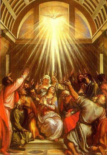Novena to the Holy Spirit Day 5 - Discerning Hearts 2