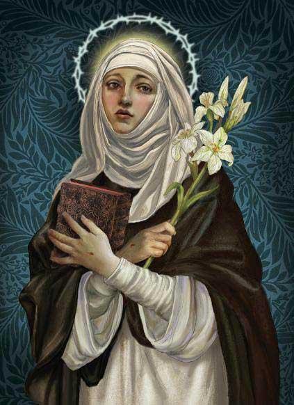 Prayers of St. Catherine of Siena