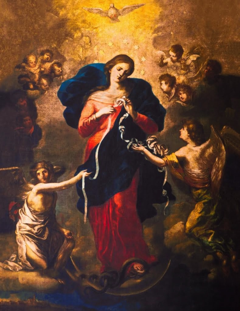 Mary, Untier of Knots Mp3 Audio Download and Text