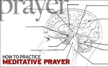 How To Practice Meditative Prayer - http://theresurgence.com/practice_meditative_prayer