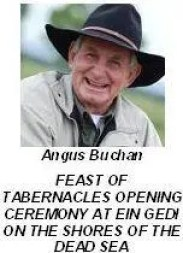 Angus Buchan- Feast Of Tabernacles