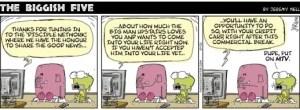 Benny Hinn Cartoon - Sunday Newspaper - 2010-02-27