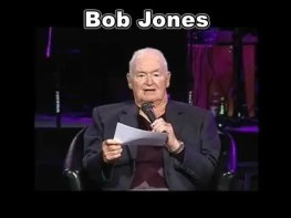 Bob Jones - Christ in the Church