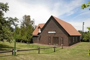 The Robin Hills Scout Hall in Robindale, the location of CTMI's new Jo'burg affiliate. (Madelene Cronjé, M&G) M&G Image