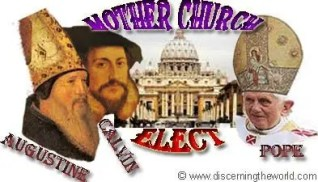 Calvinism Connection to Vatican