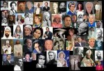 Collage of Self Proclaimed Gods and Messiahs