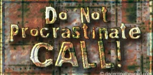 DoNotProcrastinate-Call
