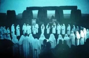 Halloween -Druids