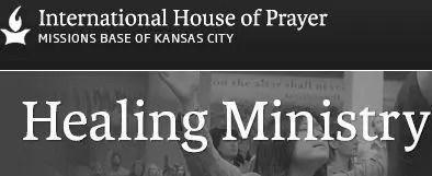 IHOP KC Healing Ministry – www.ihop.org