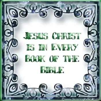 Jesus christ is in every book of the bible discerning the world jesus christ is in every book of the bible fandeluxe Choice Image