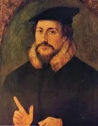 John Calvin Freemason handsign 2