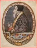 John Calvin freemason handsign 7