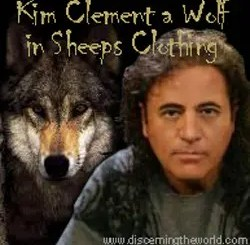 Kim Clement – Wolf in Sheeps Clothing