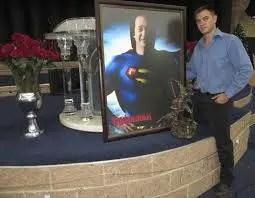 Kobus van Rensburg - superman