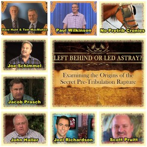 Left Behind or led astray2