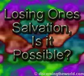 LosingYourSalvattion