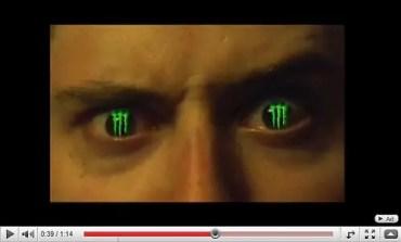 Monster energy drink logo meaning #2