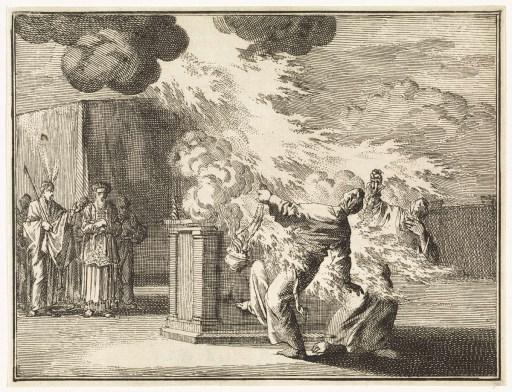 Nadab-and-Abihu - strange fire