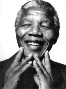 Nelson Mandela freemason Shin V handsignal