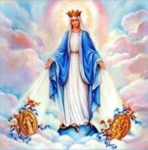 Queen of Heaven - Lady Of The Miraculous Medal