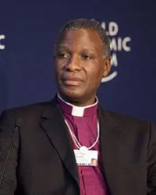 Anglican Church Reverend Thabo Makgoba