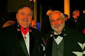 Rick Joyner  -Knights Of Malta